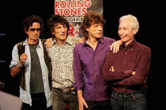 Rolling Stones stars miss Charlie Watts' funeral due to Covid restrictions