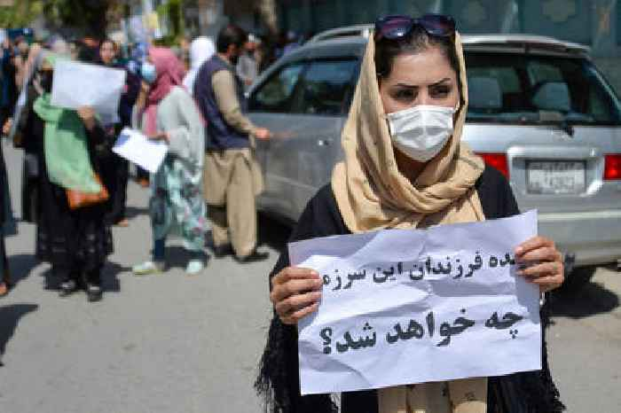Taliban Murdered Afghan Woman in Cold Blood As Retribution for Opposing the Jihadist Regime