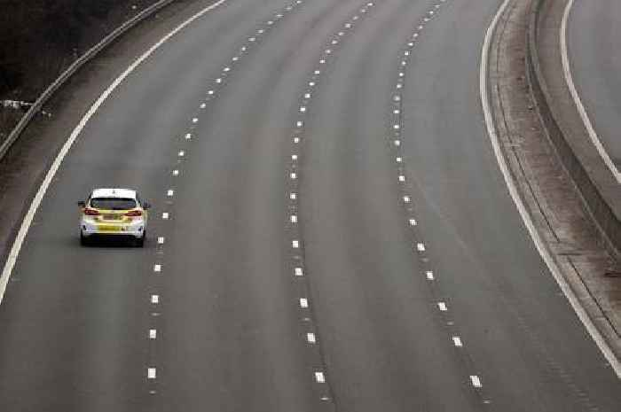 Most drivers want hard shoulders reinstated on smart motorways – survey