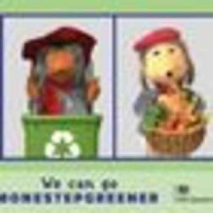 Wombles chosen as PM's green ambassadors to champion COP26 climate change summit