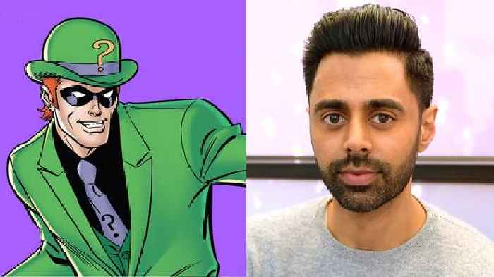 Hasan Minhaj to Voice The Riddler in 'Batman Unburied' Podcast on Spotify