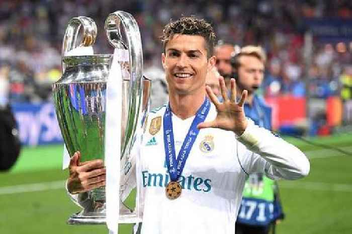 Cristiano Ronaldo's top ten Champions League moments after equalling incredible record
