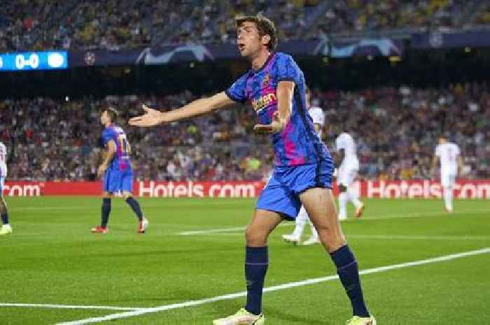 Sergi Roberto 'cried in dressing room' after being subbed off for Barcelona in Bayern loss