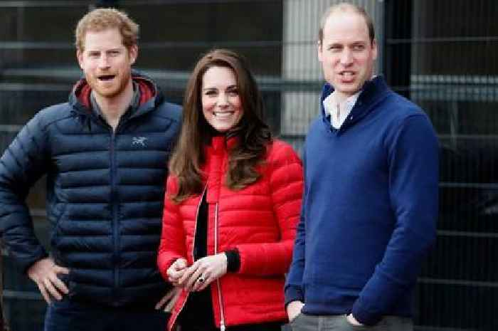 Prince William and Kate Middleton send birthday wishes to Prince Harry