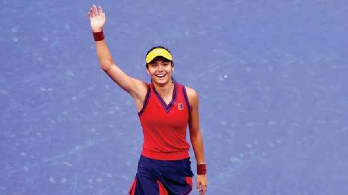 US Open champion Emma Raducanu on her parents: They were tough