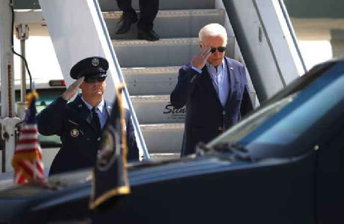 Biden Refuses To Slow Down Withdrawal of American Troops From Afghanistan, New Book Says