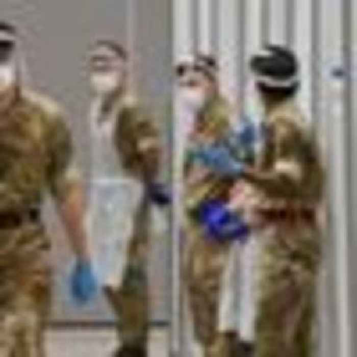 Northern Ireland asks for up to 100 armed forces medics to help deal with COVID patients