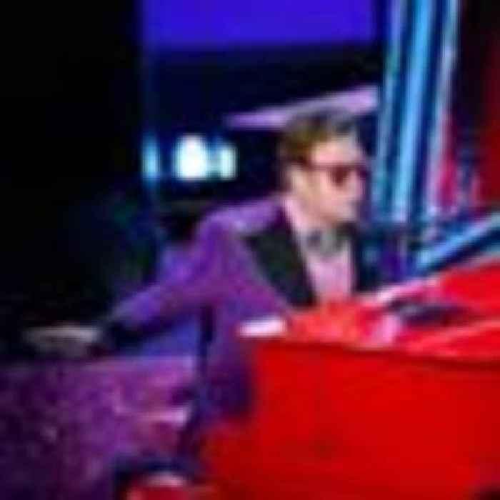Sir Elton John delays European and UK tour dates due to hip injury