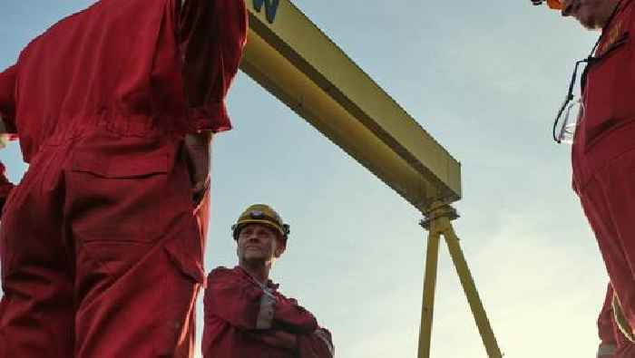 Harland and Wolff set to welcome large vessel as it builds on success since 2019 takeover