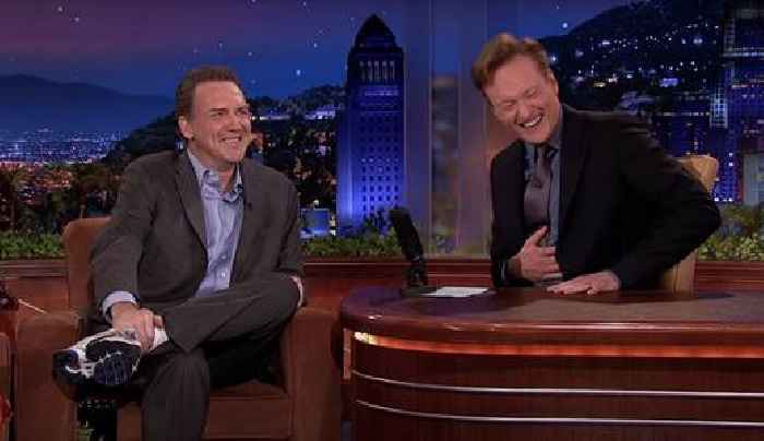 Conan O'Brien Reveals NBC Tried to Ban Norm Macdonald from His Show After SNL Fired Him
