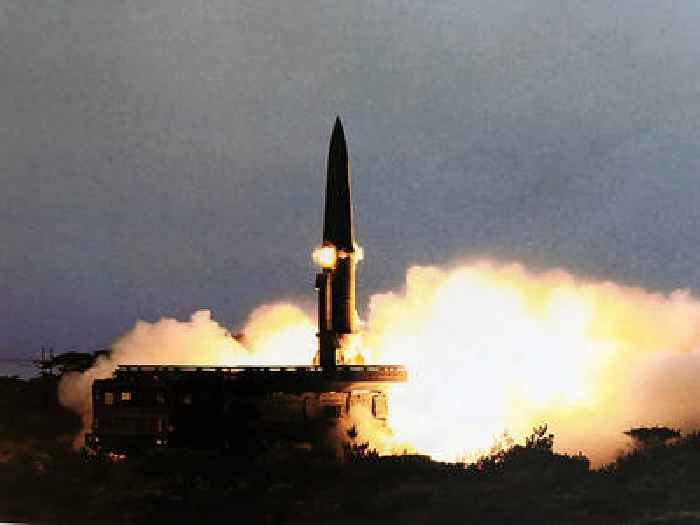 North Korea's Cruise Missile Can Reach 932 Miles Reaching 80 US Military Bases in Japan, 73 in South Korea