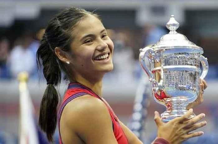 Tennis champ Emma Raducanu's coach says her biggest strength is her mind