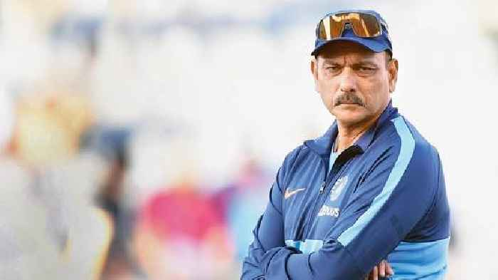 No regrets on book launch, no-one got Covid-19 from that party: Ravi Shastri