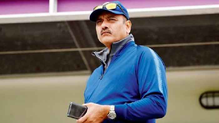 Ravi Shastri intends to step down as coach after T20 World Cup