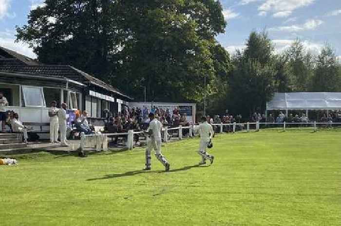 Ferguslie Cricket Club narrowly miss out on league title after thrilling decider