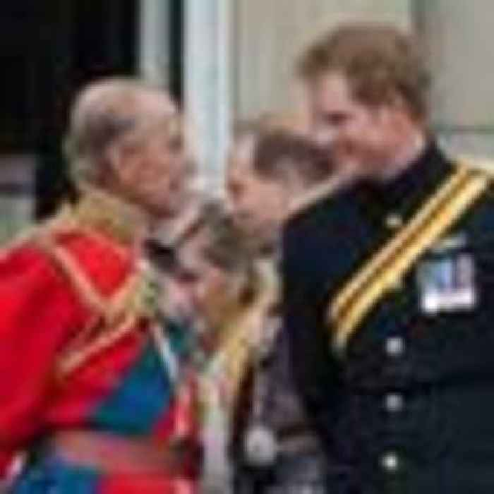 'He was very much a listener': Prince Harry reveals Duke of Edinburgh's advice before he served in Afghanistan