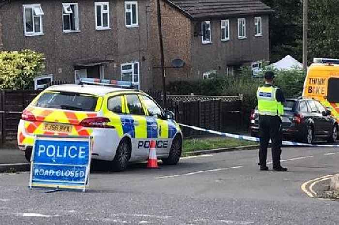 Man arrested after four people found dead in Derbyshire house