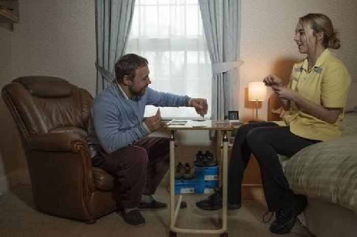 Help Channel 4: The harrowing reality behind new care home drama