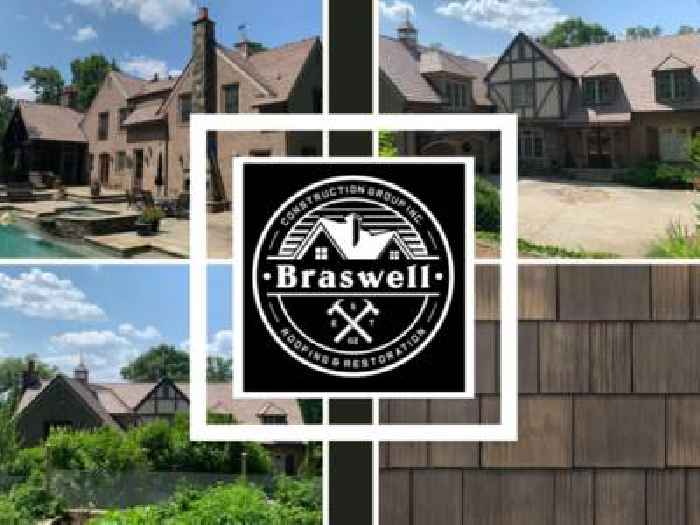 Georgia Synthetic Shake Roofer, Braswell Construction Group, Uses DaVinci Shake Roofing To Improve Local Neighborhoods