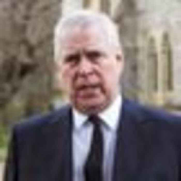 Legal papers sent to Prince Andrew's LA lawyer notifying him of civil sexual assault case