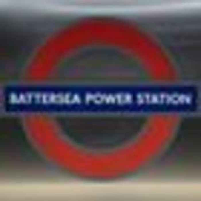 Two new Tube stations open in London as Northern line extended