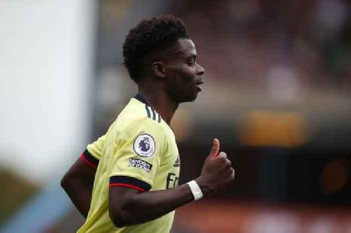 Bukayo Saka's true value revealed as Arsenal star linked with shock £43m transfer