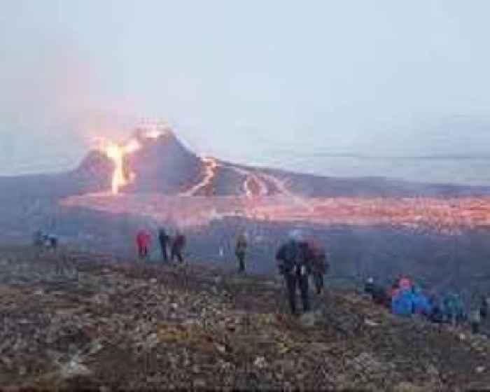 Iceland's volcanic eruption the longest in half a century