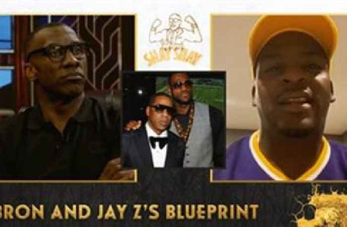 Clinton Portis: We didn't have the LeBron & Jay-Z blueprints in the 2000's I Club Shay Shay