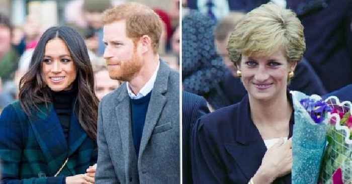 Prince Harry & Meghan Markle Stay At Discreet New York City Hotel That Princess Diana Famously Frequented