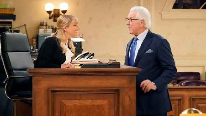 'Night Court' Sequel Starring John Larroquette, Melissa Rauch Ordered to Series at NBC