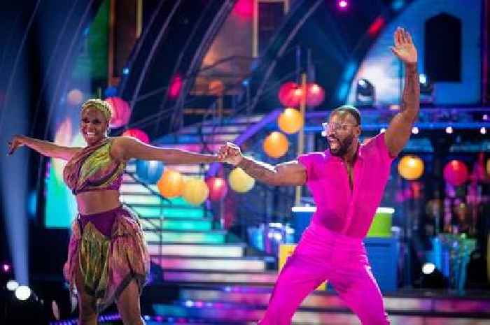 Strictly Come Dancing's Ugo dedicates dance to late father as he competes hours after funeral