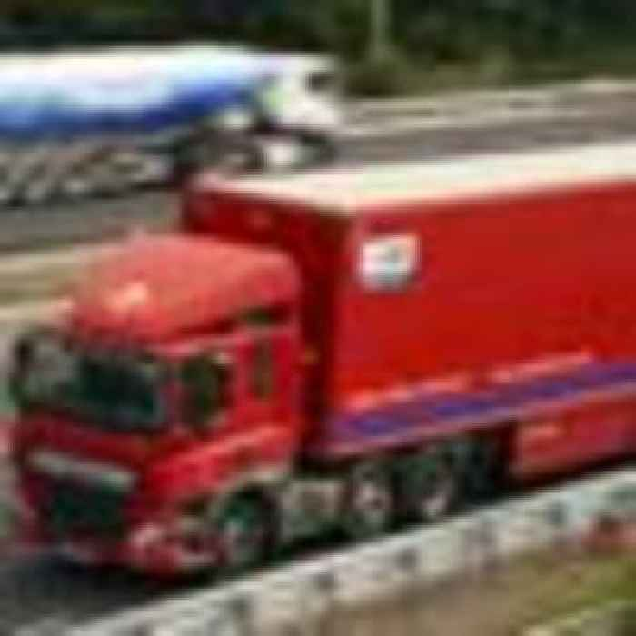 Up to 4,000 to train as new HGV drivers to help tackle supply crisis, government says