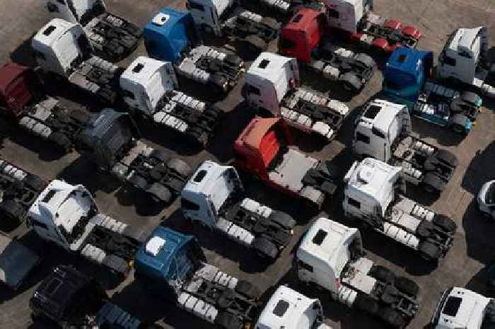 Foreign HGV driver visa plan to fix Christmas supply chain issues labelled 'insufficient'