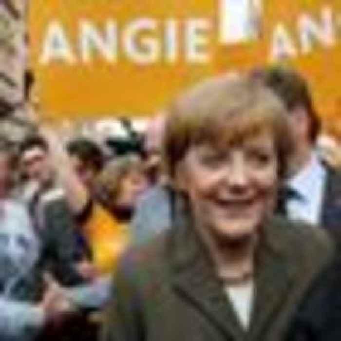 Merkel leaves Germany as indisputably the senior leader of the West