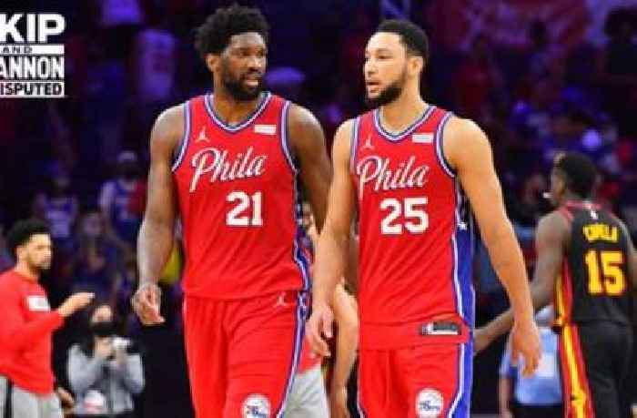 Shannon Sharpe: The 76ers are trying to increase Ben Simmons' value, but it's over; his resume is his resume I UNDISPUTED