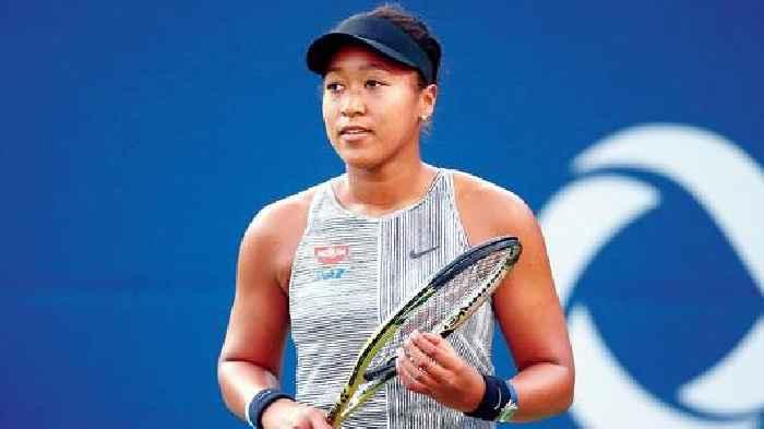 Naomi Osaka's tennis return on the cards