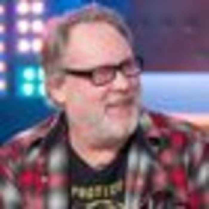 Comedian Vic Reeves says benign brain tumour has left him 'completely deaf' in one ear