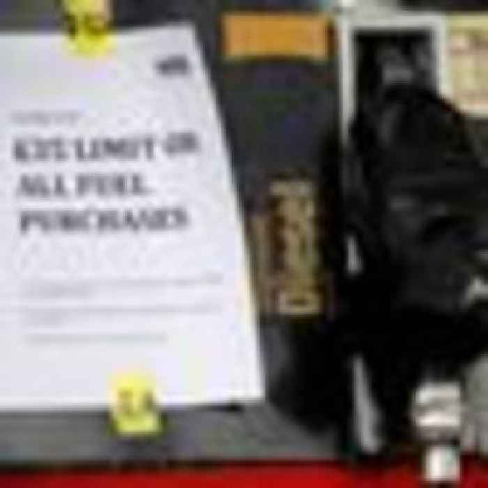 Revealed: Government's emergency plan for dealing with fuel crises