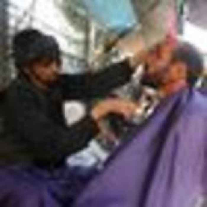 Taliban outlaws barbers shaving or trimming beards