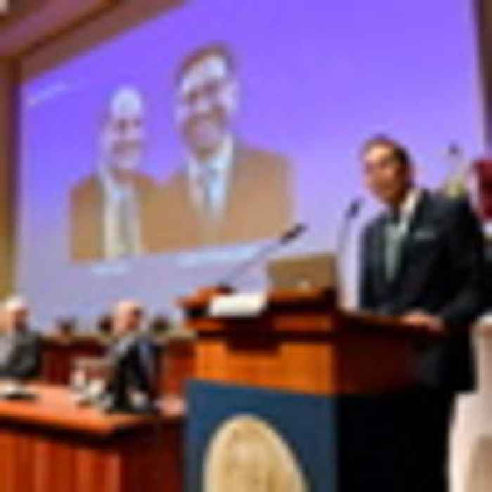 Nobel Prize honours discovery of temperature, touch receptors