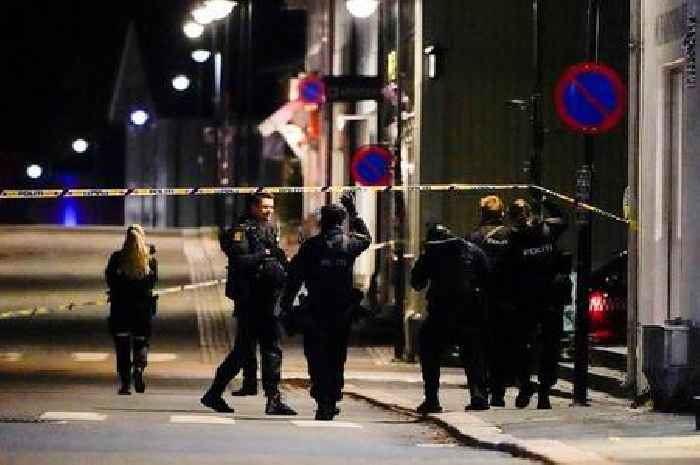 Several killed in Norway bow-and-arrow massacre