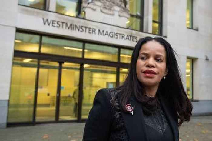 Leicester East MP Claudia Webbe GUILTY of harassing her partner's friend, court rules