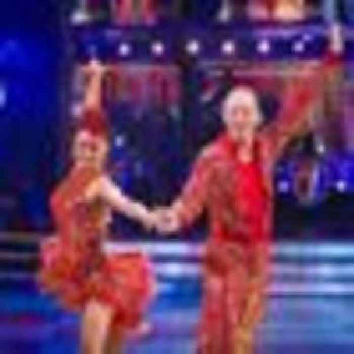 Robert Webb 'extremely sorry' to quit Strictly following 'urgent consultation' with heart doctor