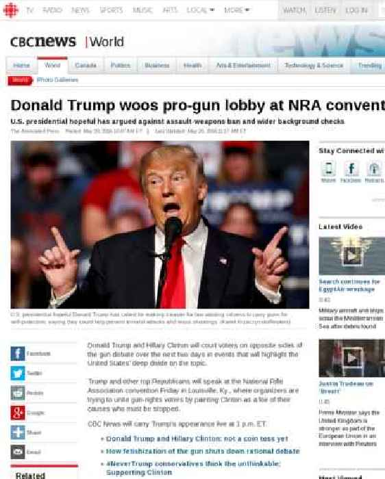 an introduction to the gun control and the national rifle association nra The high court backs gun control  national rifle association politicians,  tion of shooting for respectability deals with this per.