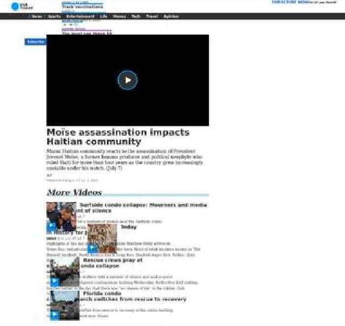 Moïse assassination impacts Haitian community