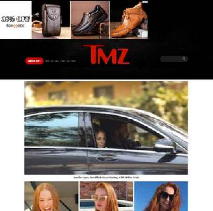 Jennifer Lopez, Ben Affleck House Hunting at $85 Million Estate