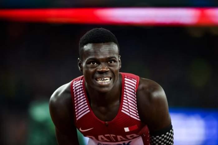 Abdalelah Haroun: Qatari sprinter killed in car crash in Doha, aged 24