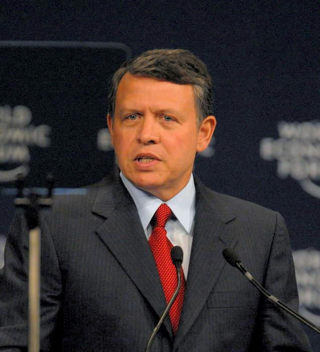 Jordan's King Abdullah II agrees to mediation with Prince Hamzah