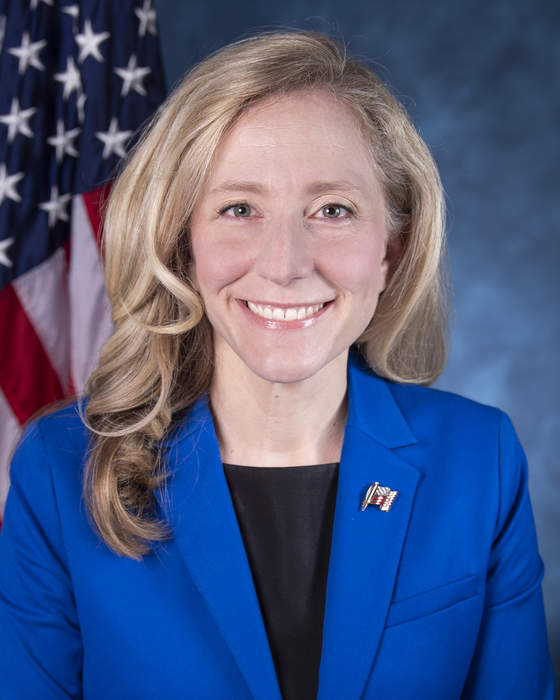 Rep, Abigail Spanberger discusses being in Capitol during rioting