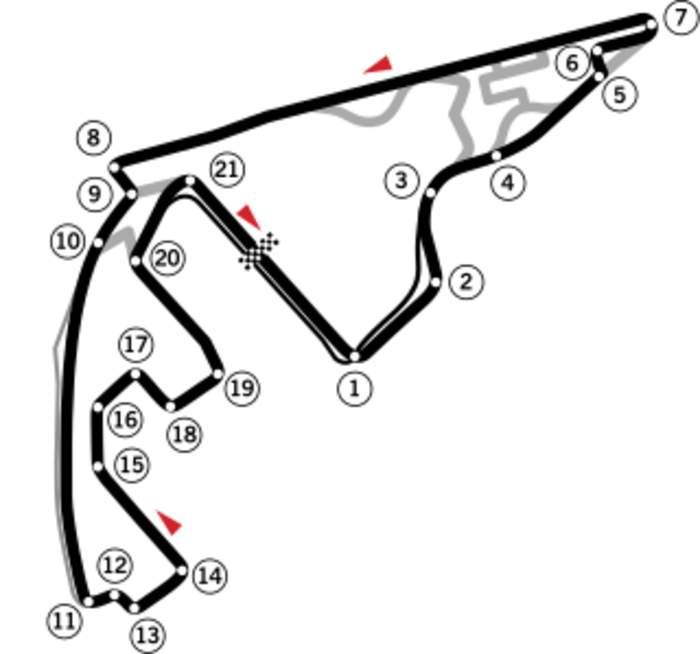 Abu Dhabi Grand Prix: Max Verstappen quickest as Lewis Hamilton returns